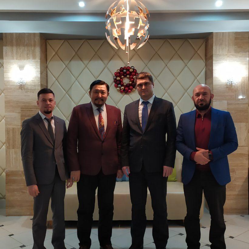Прошла встреча с министром сельского хозяйства Башкирии